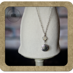 Smooth Locket Necklace